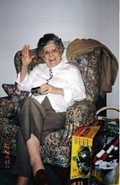 Josephine May Richardson obituary photo
