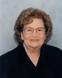 Pearl M. Clinton obituary photo
