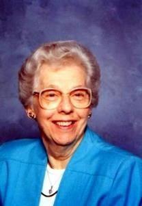 Frances Brankley Whitaker obituary photo