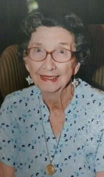 Earlene McElwee obituary photo