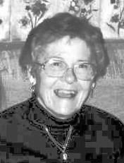 Naomi M. Overfelt obituary photo