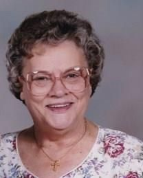 Ruth Irene Herber obituary photo