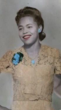 Esther Maria Barnes obituary photo