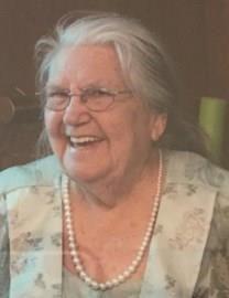 Myrtle Dodson Clark obituary photo