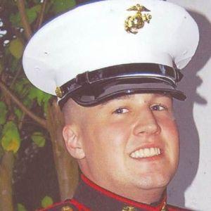 Corporal John Gregory Lisiecki