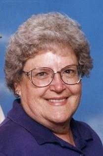 Martha Jean Timms obituary photo