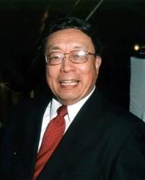 Calvin Keming Wang obituary photo