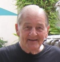 Harry Gordon obituary photo