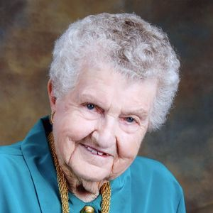 Carrie Edith Mathis Belue Obituary Photo