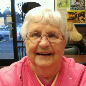 Alene Falls Adams Obituary Photo