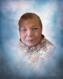 Edna Hawes obituary photo