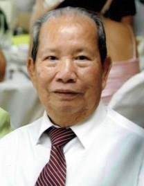 Cuong Vuong obituary photo