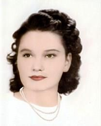 Margaret Bowman Peterson obituary photo