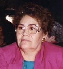 Matilde V. Dominguez obituary photo