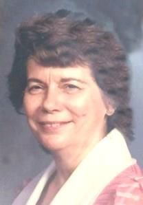 Corrine M. Mathison obituary photo