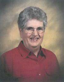 Margaret Anna Mishler obituary photo