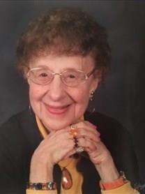 Josephine Theresa VanZandt obituary photo