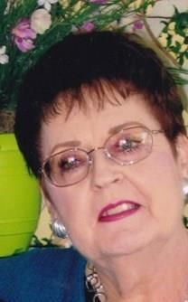 Sylvia Charlotte Stoker obituary photo