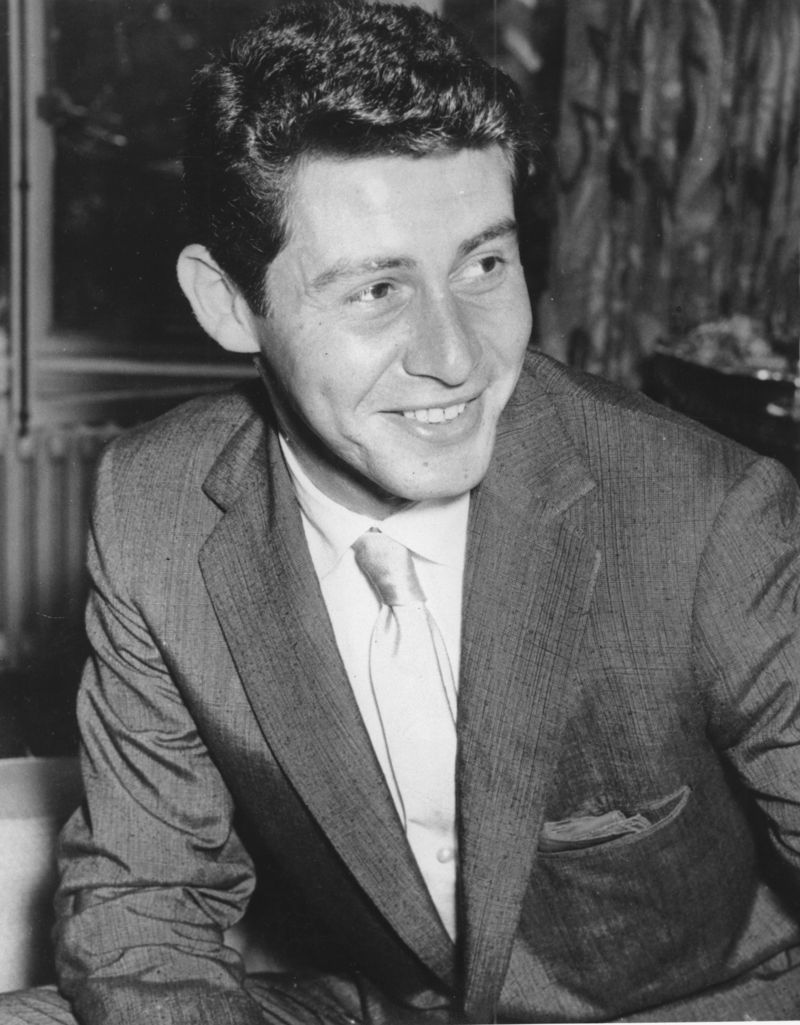 Obituary Photos Honoring Eddie Fisher - Tributes.com