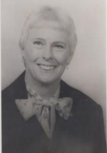 Mary Sampson obituary photo