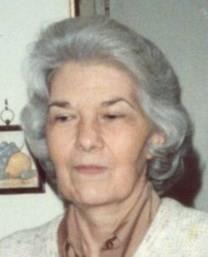 Irene Juanita Smith obituary photo