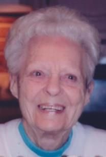 Clarice Murl Hudson obituary photo