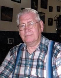 Holger William Zingmark obituary photo