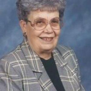 Doris Christine Boone Rayburn