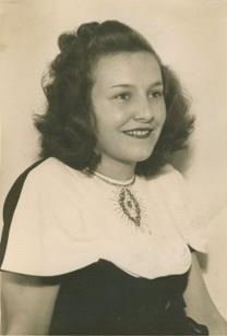 Franna Webb obituary photo
