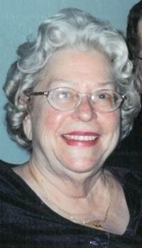 Audrey M. Schmitt obituary photo