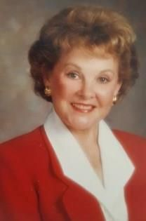 Jeane Brown Chappell obituary photo