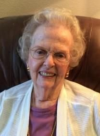 Nell White Dodd obituary photo