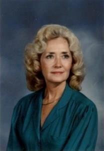Eleanor Pitts Portwood obituary photo