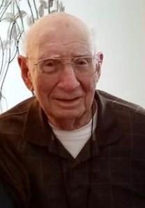 Virgil F. Boom obituary photo
