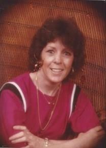 Dian Gornall obituary photo