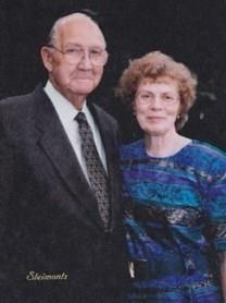 Mary Lois Redden obituary photo