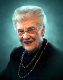 Ida Belle Green obituary photo