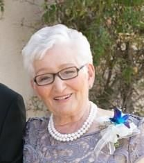 Maria John Barrous obituary photo
