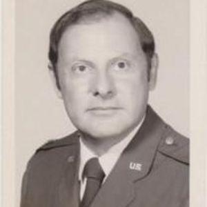Martin H. Harris Col. USAF Retired