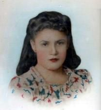 Maria Victoria Zuniga obituary photo