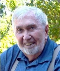 John Clay Roberts obituary photo