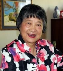 Wilma Y. Fong obituary photo