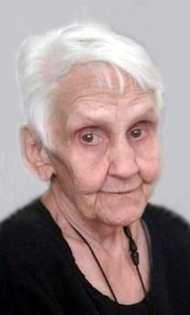 Beulah Geraldine Warren obituary photo