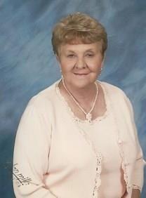 Linda Faye Dougherty obituary photo