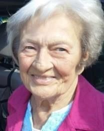 Mary Bess Tullos obituary photo