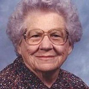 Edith Mae Pollizzie