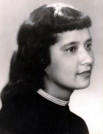 Esperanza M. Moreno obituary photo