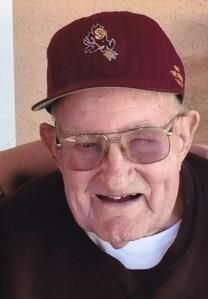Wendell Earl Patterson obituary photo