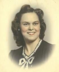 Mary Fitzgerald McGuire obituary photo