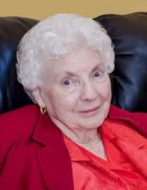 Margaret Elizabeth Belt obituary photo
